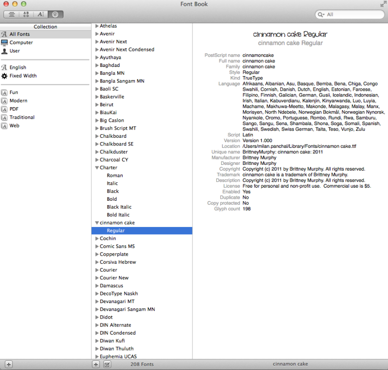 how to use listing with objective c